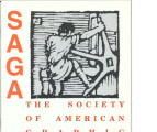 Society of American Graphic Artists (SAGA) - Contemporary American Printmakers