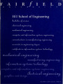 BEI School of Engineering - Undergraduate Course Catalog (1996-1997)