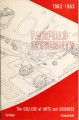 College of Arts and Sciences - Undergraduate Course Catalog (1962-1963)