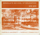 Graduate School of Education - Course Catalog (1970-1972)