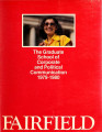 Graduate School of Corporate and Political Communication - Course Catalog (1979-1980)