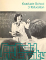 Graduate School of Education - Course Catalog (1979-1980)
