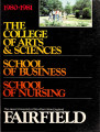 Undergraduate Course Catalog (1980-1981) - College of Arts and Sciences; School of Business;...