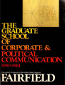 Graduate School of Corporate and Political Communication - Course Catalog (1980-1981)