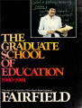Graduate School of Education - Course Catalog (1980-1981)