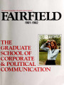 Graduate School of Corporate and Political Communication - Course Catalog (1981-1982)