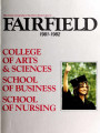 Undergraduate Course Catalog (1981-1982) - College of Arts and Sciences; School of Business;...