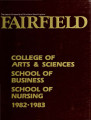 Undergraduate Course Catalog (1982-1983) - College of Arts and Sciences; School of Business;...