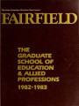 Graduate School of Education and Allied Professions - Course Catalog (1982-1983)