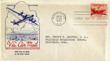 Airmail stamp 6¢
