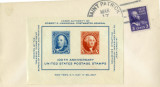 100th Anniversary United States Postage Stamps
