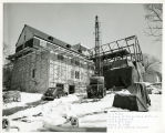 Construction of the Novitiate for the Sisters of Notre Dame de Namur