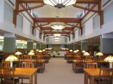 DiMenna-Nyselius Library, Mary Hardy Corrigan Reading Room