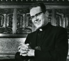 Rev. William C. McInnes, S.J., 5th President of Fairfield University (1964-1973)
