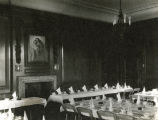 Bellarmine Hall, dining room