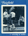 Fairfield a university in motion - Vol. 04, No. 01 - October 1975