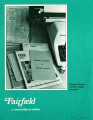 Fairfield a university in motion - Vol. 06, No. 02 - December 1977