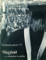 Fairfield a university in motion - Vol. 05, No. 05 - June 1977