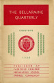 Bellarmine Quarterly - Vol. 09, No. 02 - 1950