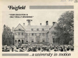 Fairfield a university in motion - Vol. 03, No. 05 - June 1975