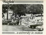 Fairfield a university in motion - Vol. 03, No. 01 - October 1974