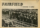 Fairfield a university in motion - Vol. 02, No. 01 - October 1973