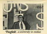 Fairfield a university in motion - Vol. 03, No. 04 - April 1975