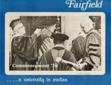 Fairfield a university in motion - Vol. 04, No. 05 - June 1976