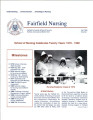 Fairfield Nursing - Vol. 01 - Fall 1990