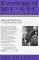 Evenings of music - Mitchell-Ruff Duo
