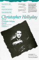 Christopher Hollyday and the Christopher Hollyday Quartet