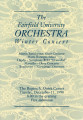 Fairfield University Orchestra winter concert 1990