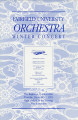 Fairfield University Orchestra winter concert 1991