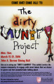 The dirty laundry project