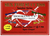 Hooking up -- Kerry Cronin