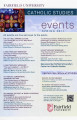 Catholic Studies events Spring 2011