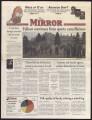 Mirror - Vol. 28, No. 17 - February 13, 2003