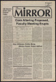Mirror - Vol. 01, No. 03 - October 6, 1977