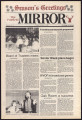 Mirror - Vol. 09, No. 20 - December 12, 1985