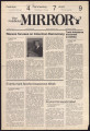 Mirror - Vol. 12, No. 08 - October 29, 1987