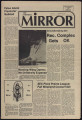 Mirror - Vol. 01, No. 02 - September 29, 1977