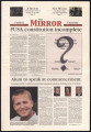 Mirror - Vol. 27, No. 24 - April 18, 2002