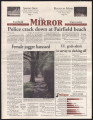 Mirror - Vol. 28, No. 04 - October 03. 2002