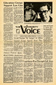 University Voice - Vol. 01, No. 06 - November 05, 1970