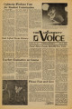University Voice - Vol. 04, No. 25 - May 02, 1974